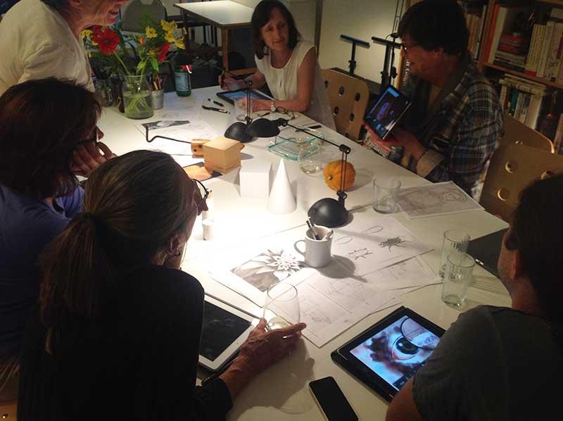 iPad-meetup