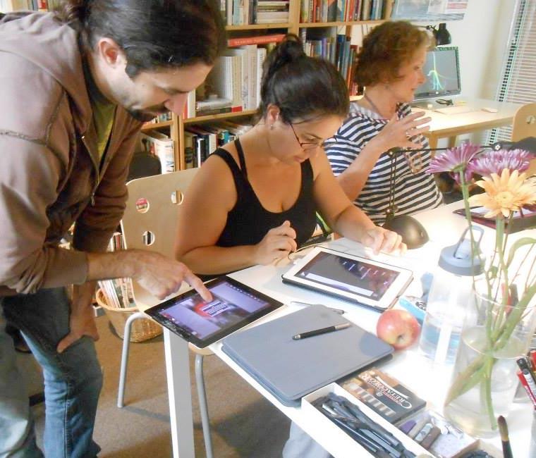 iPad-workshop