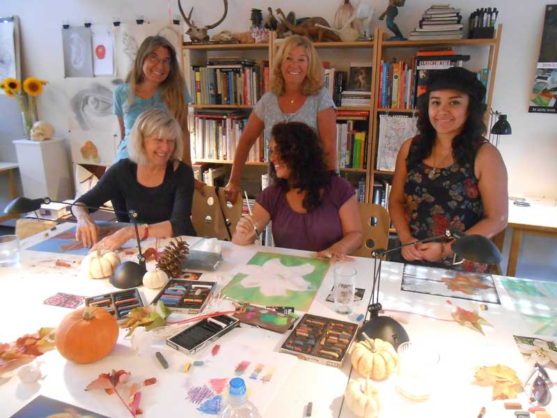pastel-workshop