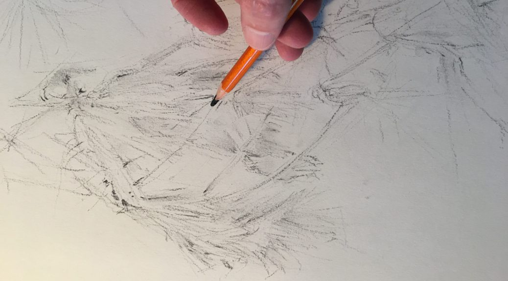 Scribble Drawing Process : How to make a scribble bot science sparks