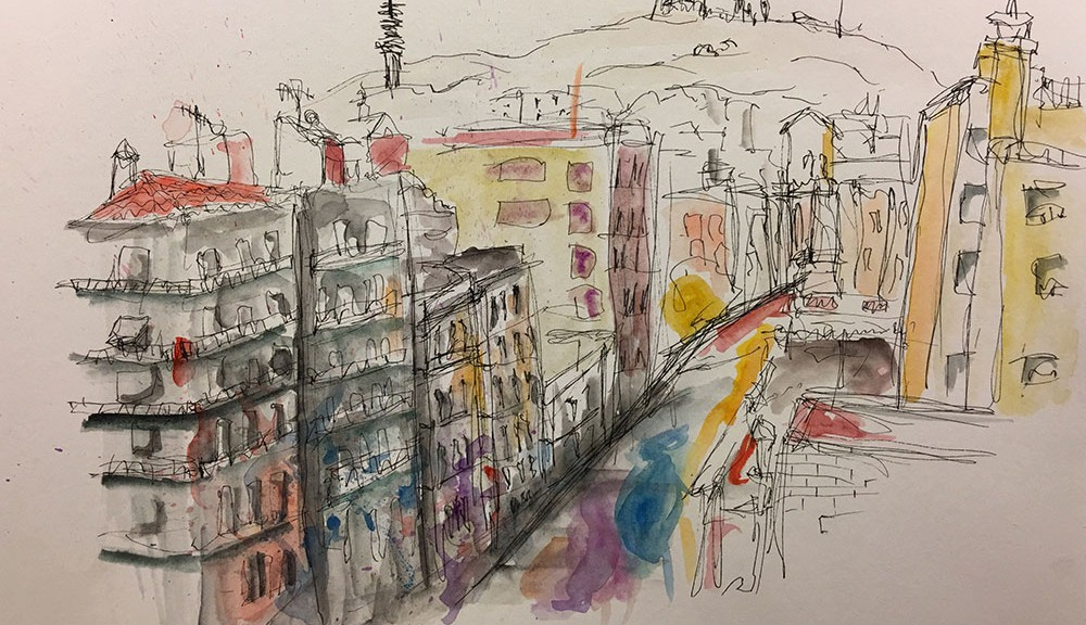 fiona-urban-sketchbook