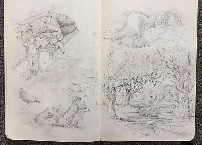 8-13-17-rob-park-figures-sketchbook